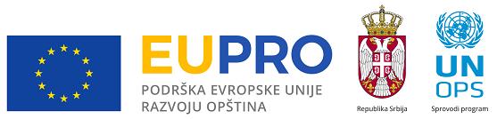 EUPRO Logo Zagubica GIS